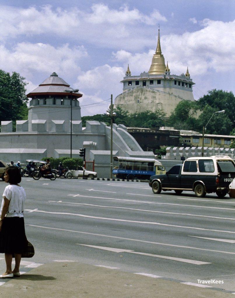 wat saket, tempels in bangkok