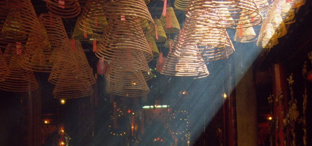 Toekomst en traditie in Hongkong