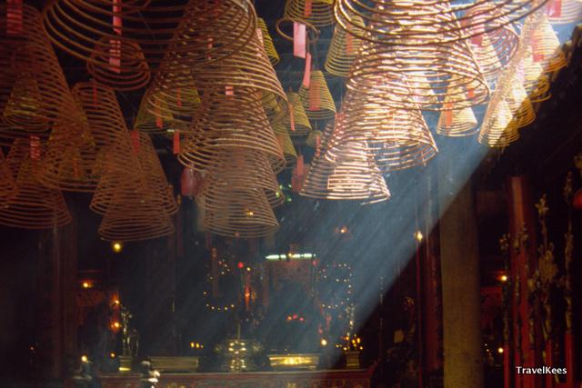 traditie in Hongkong, Man Mo tempel