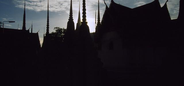 Wat Po: de tempeltour gaat verder