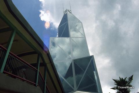 hongkong, moderne architectuur