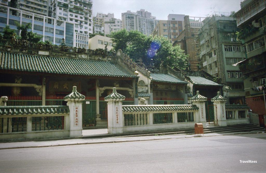 man mo tempel, hongkong