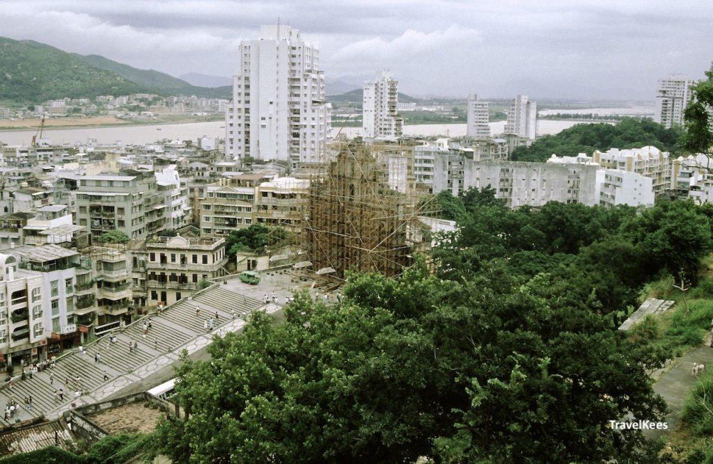 São Paulo kerk, Macau