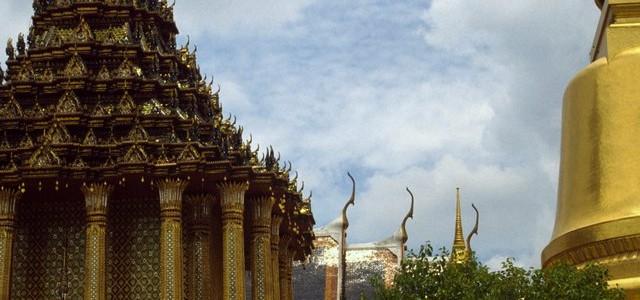 Vier dagen in Bangkok