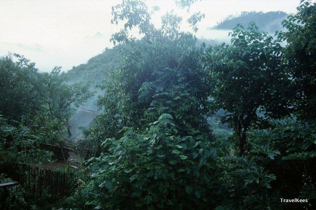 trekking in Noord-Thailand