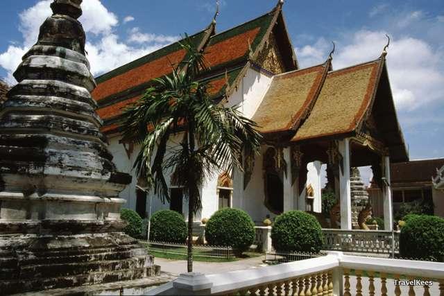tempels van chiang mai
