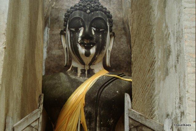 boeddhabeeld, thailand