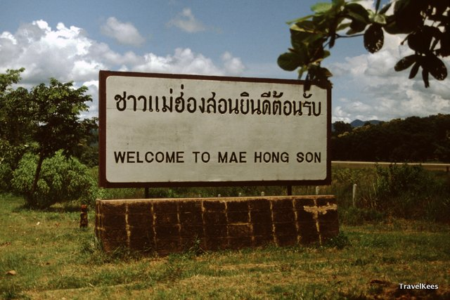 reis naar mae hong son