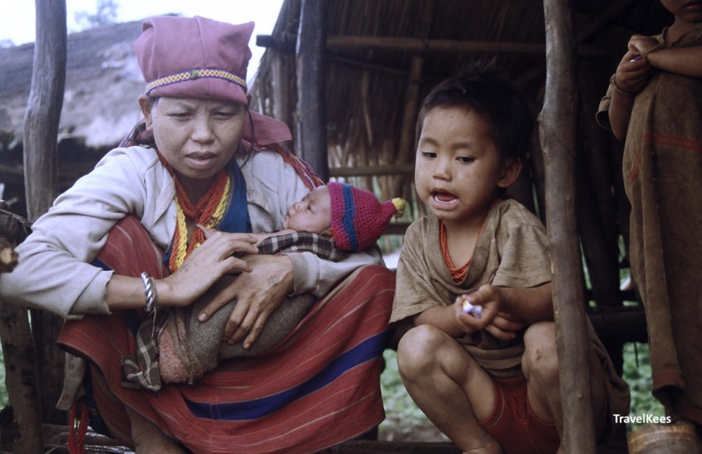 karen people thailand