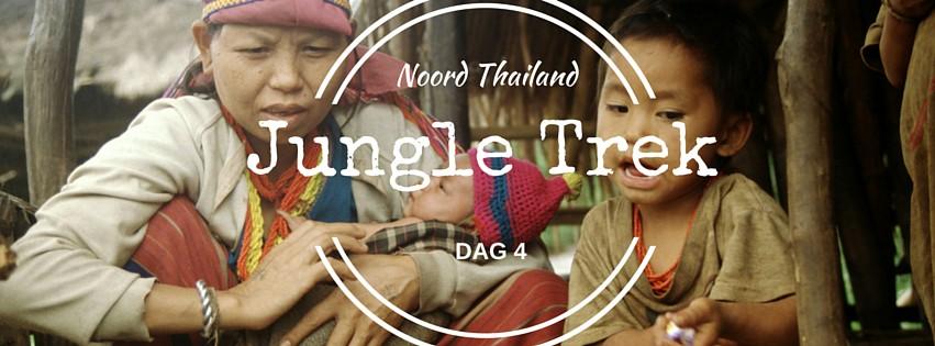 jungletrek in thailand