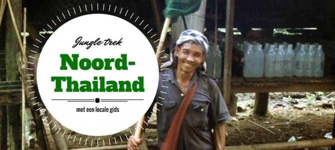 Wat maakt een trekking in Noord-Thailand zo leuk?