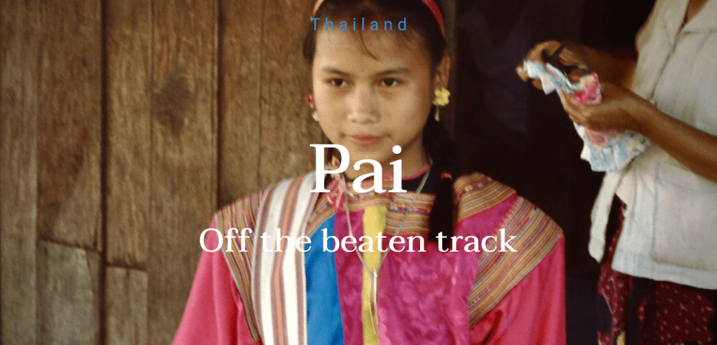 pai off the beaten track