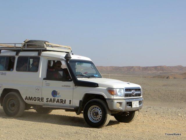 egypte woestijn safari vanuit marsa alam