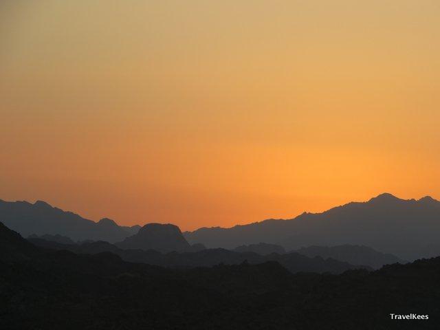 egypte woestijn bij marsa alam