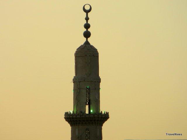 rode zee egypte hurghada moskee