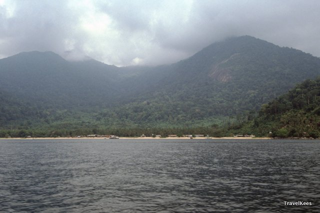 boot naar Tioman