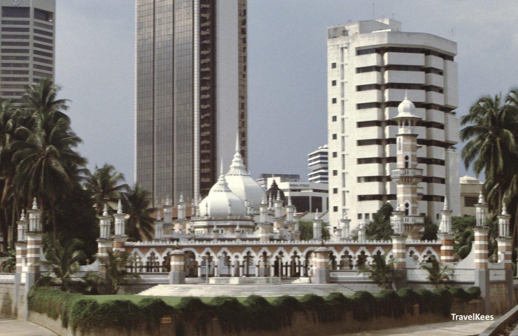 masjid jamek moskee, kuala lumpur