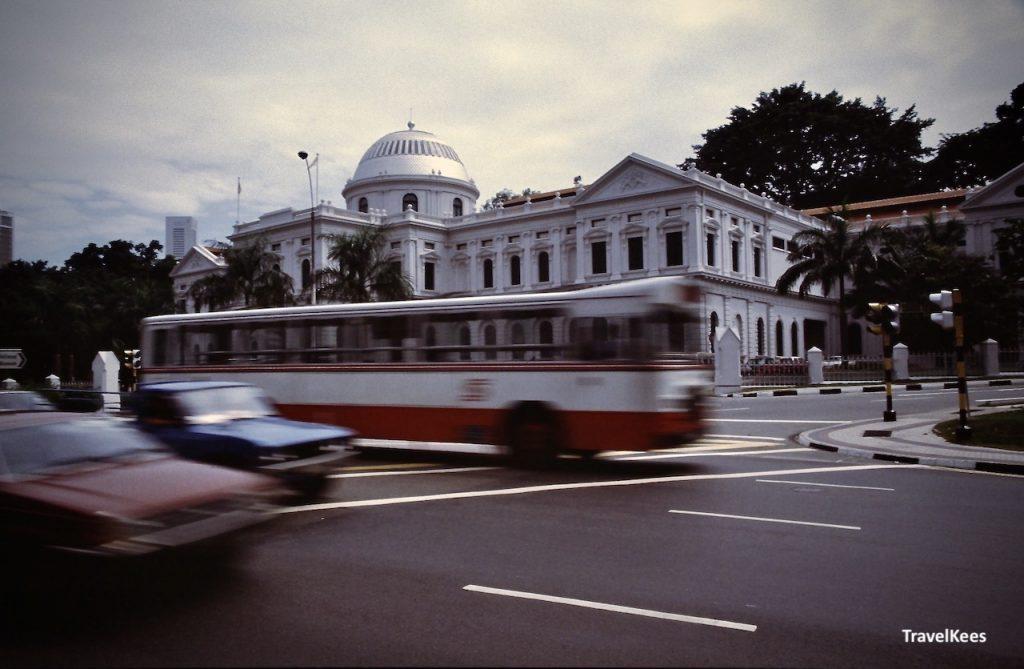 autobus singapore