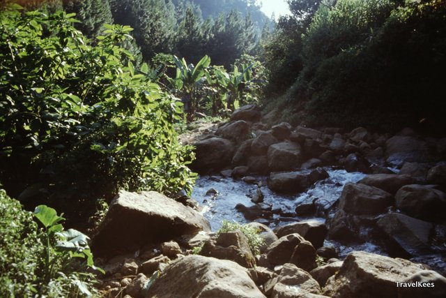 Cilember watervallen