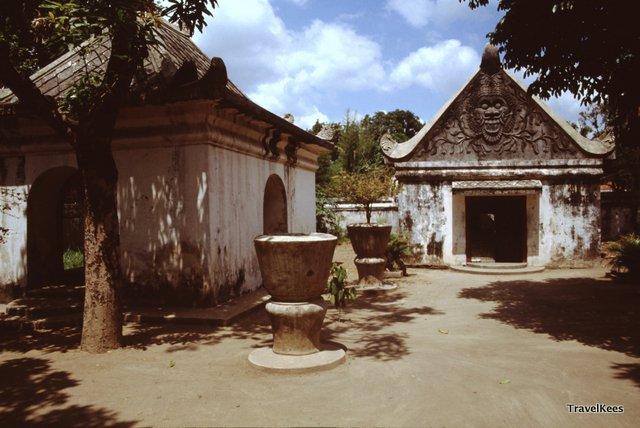 taman sari in het kraton