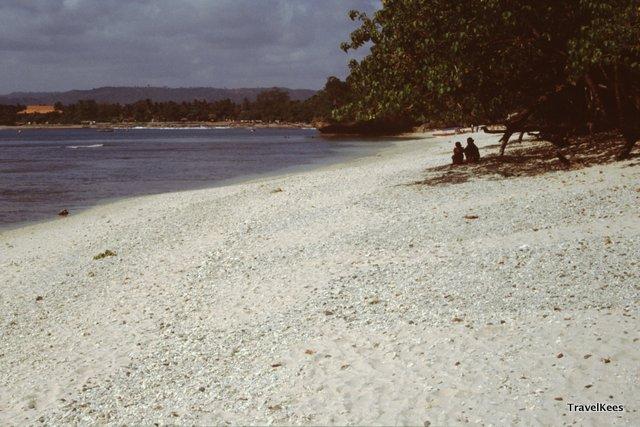 strand van pangandaran