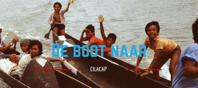 Sensatie op de boot naar Cilacap