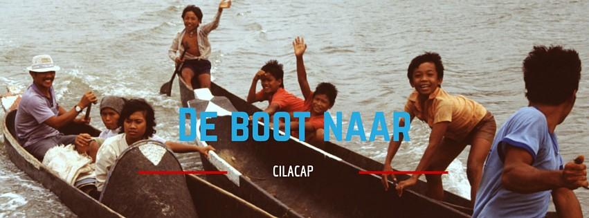boot naar cilacap