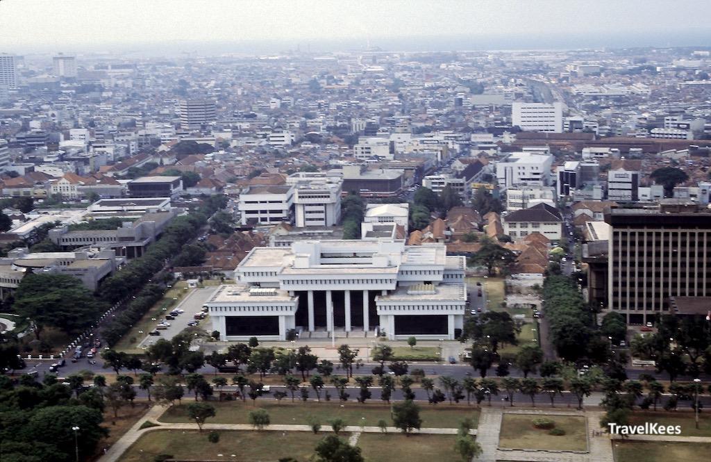 Jakarta, Supreme Court of the Republic of Indonesia, Merdeka Square,