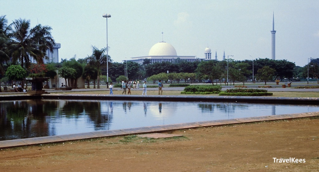 Istiqlal moskee, Jakarta