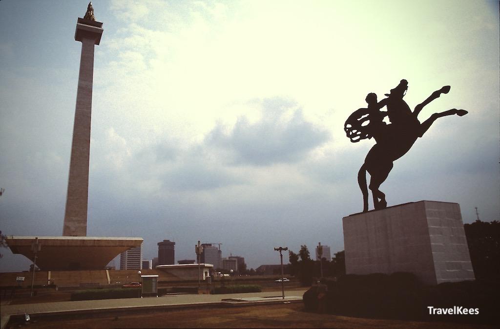 monas, jakarta, monumen nasional,