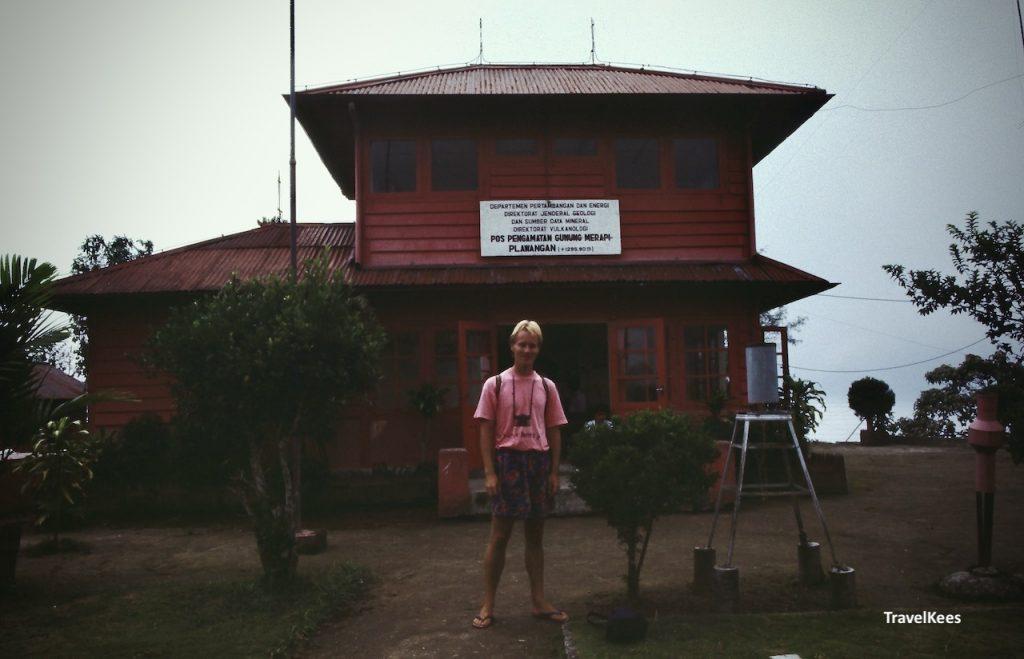 observatorium van de merapi
