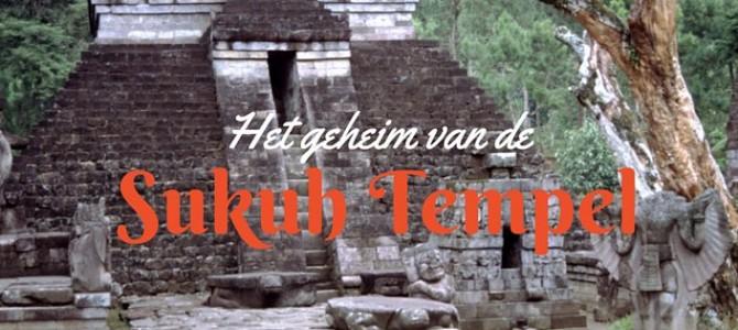 De erotische geheimen van de Sukuh Tempel