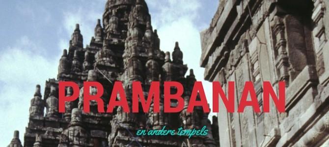 Prambanan en andere tempels op de fiets