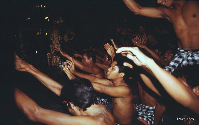 kecak dans