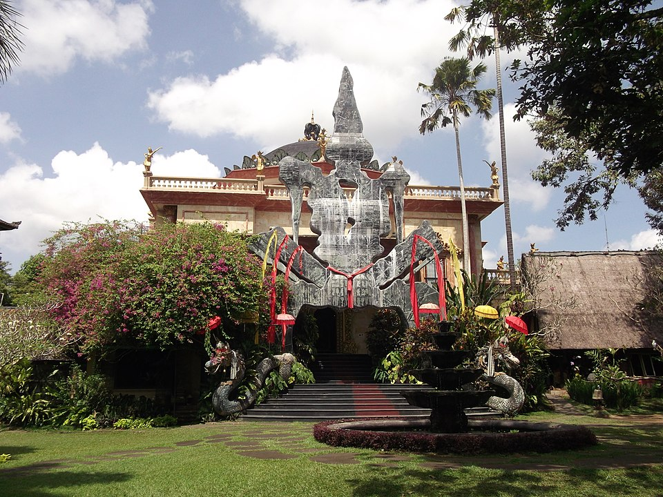 the antonio blanco renaissance museum