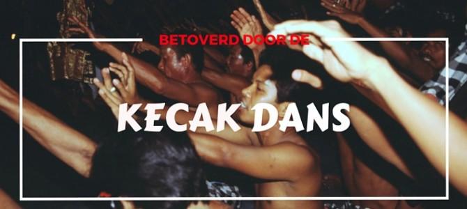 Betoverd door de Kecak dans