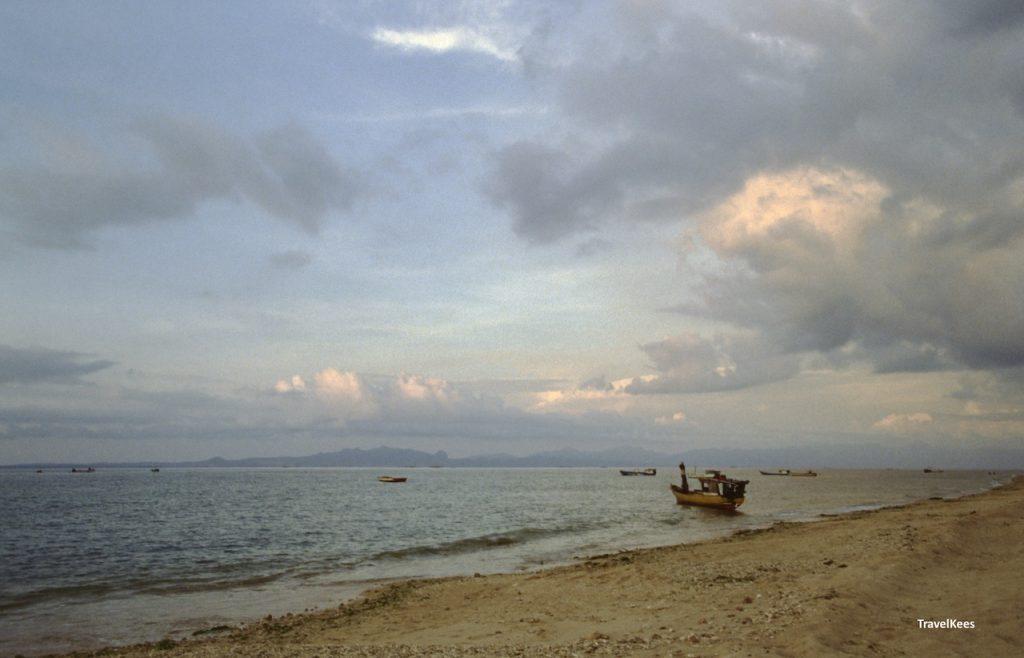strand bij kupang