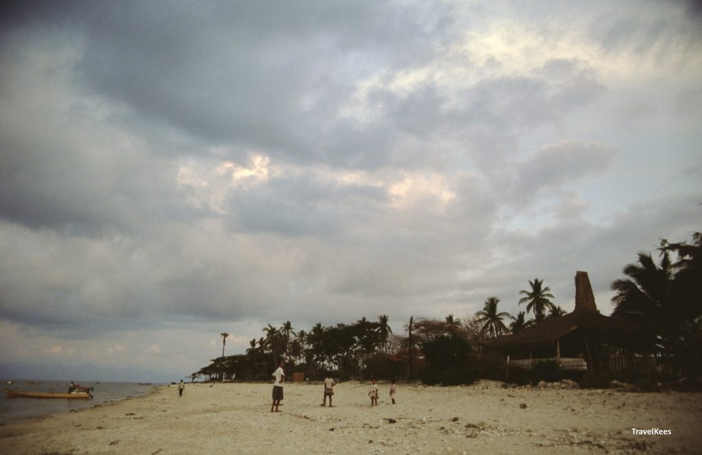 strand bij Taman Ria Beach Inn, Kupang