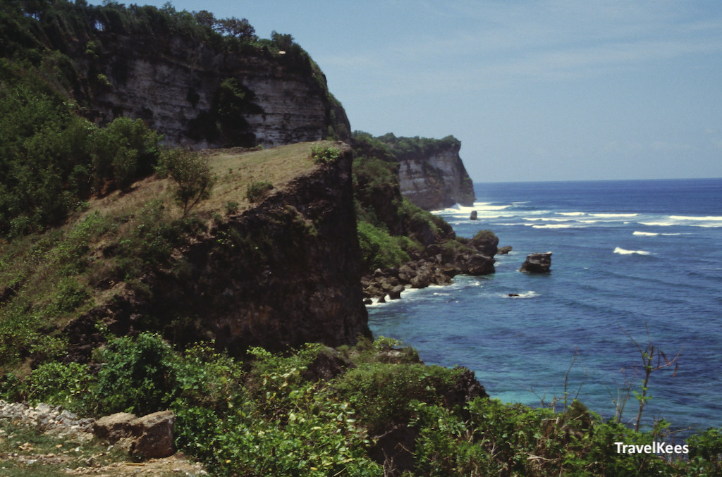 Uluwatu coast, Bali