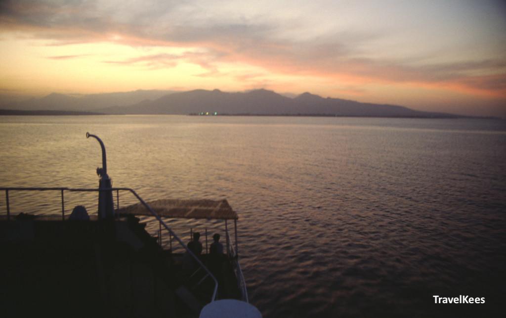 veerboot van Java naar Bali