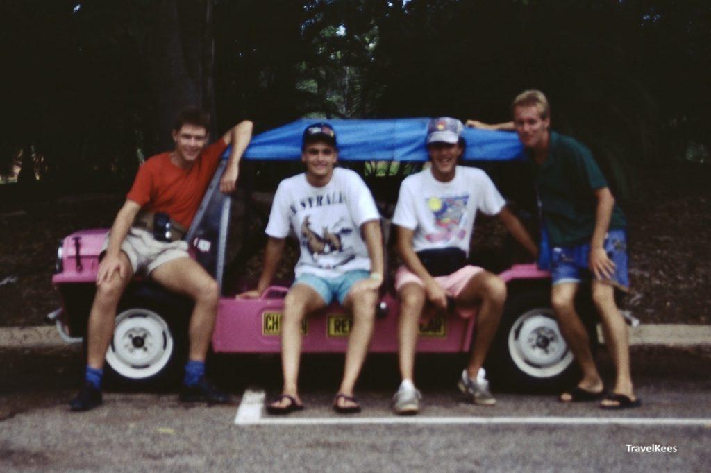 buggy, mini moke,