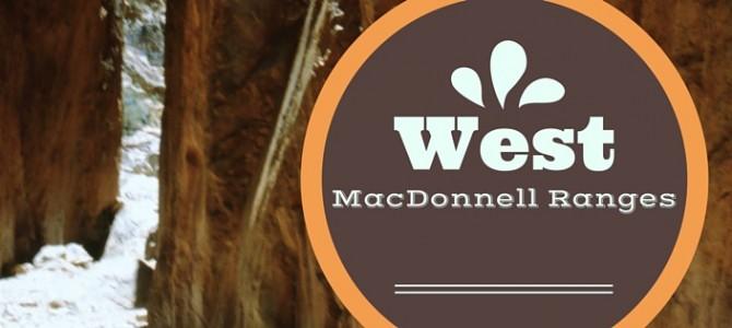 Excursie naar de West Macdonnell Ranges