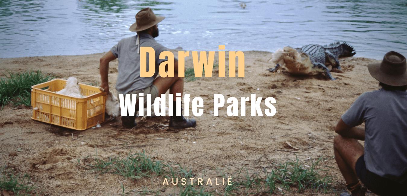darwin wildlife park