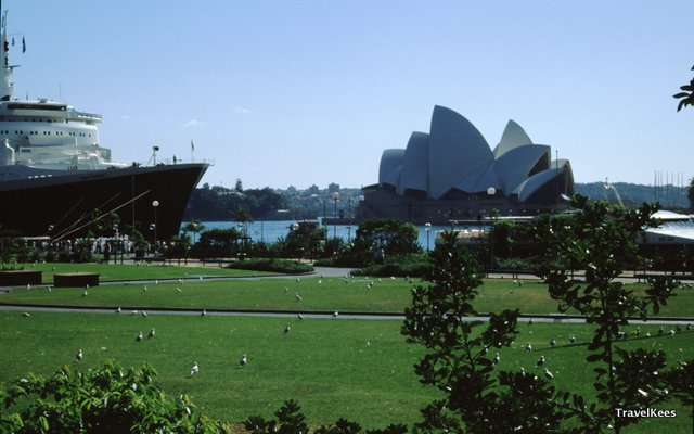 haven en opera house van sydney