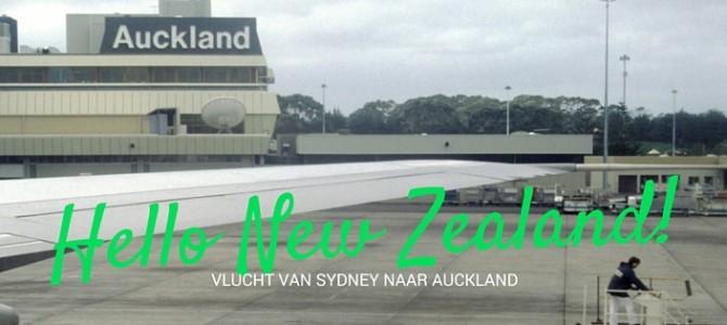Van Sydney naar Auckland