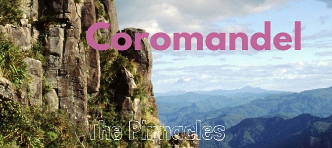 Coromandel: de beklimming van de Pinnacles