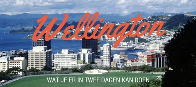 Wellington en wat je er in twee dagen kan doen