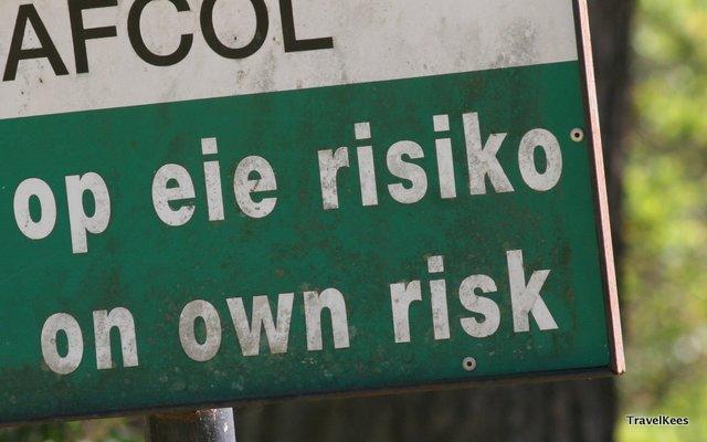 eigen risico