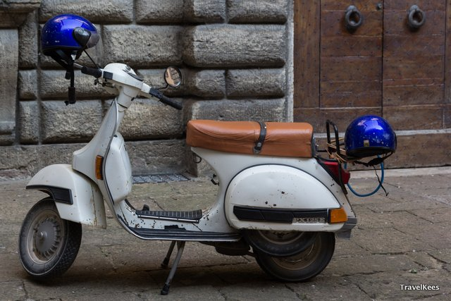 scooter italië
