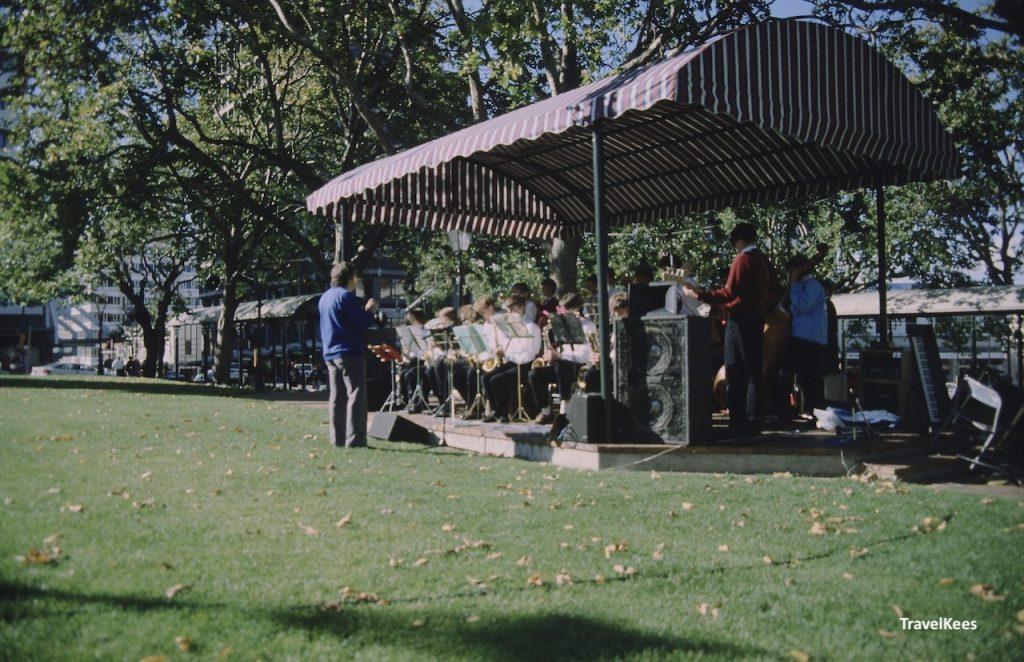 jazz orkest, octagon dunedin
